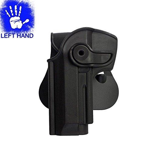 Black Imi-z1200l - Retention Roto Holster for Taurus 24/7 G2 Pistols - Left ()