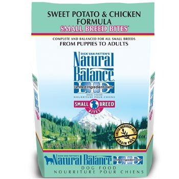 Natural Balance L.I.D. Limited Ingredient Diets® Sweet Potato & Chicken Dry Dog Formula