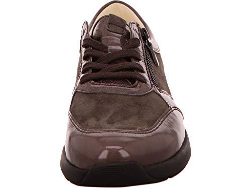 Lacets Chaussures De Gris Christian Dietz À Ville Femme xqyX85R5Cw