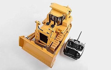 Amazon com: 1/12 Scale RC Fully Metal 9CH Remote control