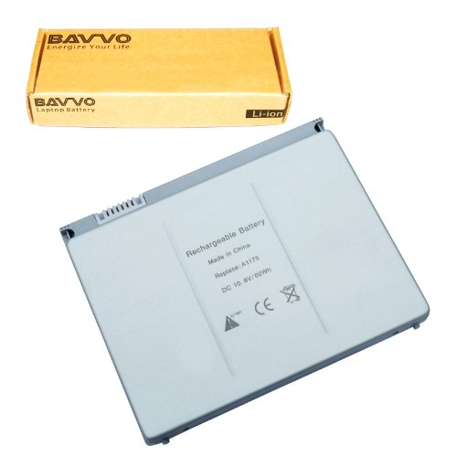 """Bavvo Battery Compatible with MacBook Pro 15"""" MA348G/A"""