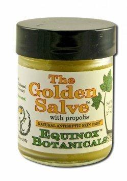 Equinox Botanicals Equinox Botanicals: Golden Salve with Propolis, 1 ()