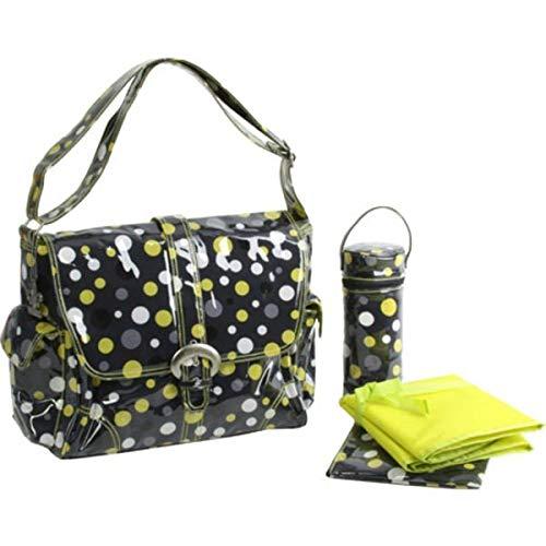 [カレンコム] レディース ハンドバッグ Laminated Buckle Bag [並行輸入品] B07DJ1BHMZ  One-Size