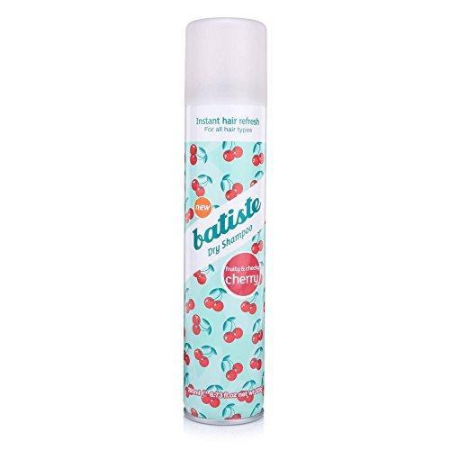 New Batiste Dry Shampoo Cherry 200ml