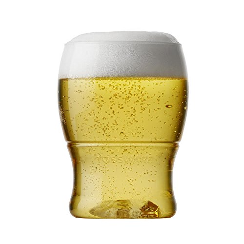 TOSSWARE-18oz-Shatterproof-Beer-Cocktail-Glass-SET-OF-12-BPA-Free-Upscale-RecyclableDisposable-Plastic-Pints