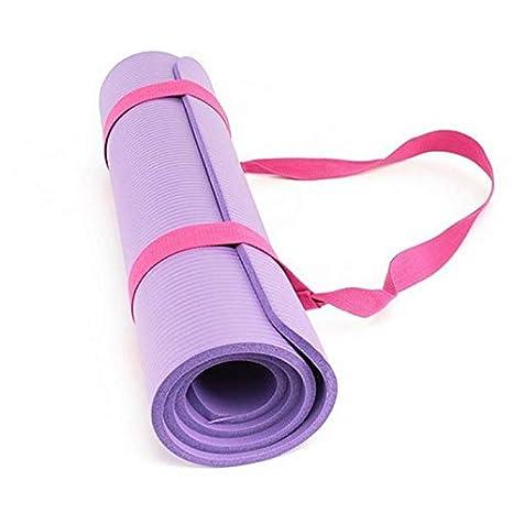 HATCHMATIC Nueva portátil Yoga Mat Sling Orts Gimnasia de la ...