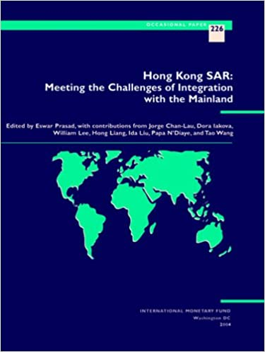 Book Hong Kong SAR, Meeting the Challenges of Integration with the Mainland: Occasional Paper. 226 (Occasional Paper (Intl Monetary Fund))