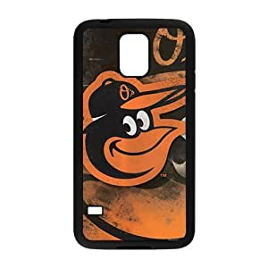Baltimore Orioles Fashion Comstom Plastic case cover For Samsung Galaxy S5