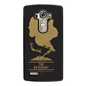 Wunatin Hard Case ,LG G4 Cell Phone Case Black The Revenant [with Free Touch Stylus Pen] BA-2235358