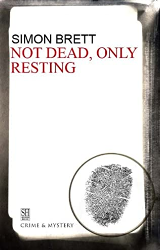 book cover of Not Dead, Only Resting