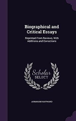 biographical criticism essay