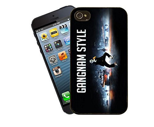Gangnam Stil design 2 iPhone Case - dieses Cover passt Apple Modell 5 und 5 s - von Eclipse-Geschenk-Ideen