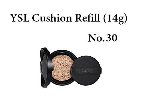 (YSL Cushion ONLY REFILL- YVES SAINT LAURENT Le Cushion Encre de Peau REFILL (14g) #B30)