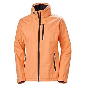 Helly-Hansen Women's Crew Hooded Waterproof Windproof Breathable Rain Jacket