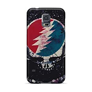 Samsung Galaxy S5 DMI11610ElEB Support Personal Customs Vivid Grateful Dead Band Series Great Hard Phone Case -JohnPrimeauMaurice