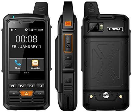 EnweWin 4G Teléfono, FDD/TDD-LTE POC Walkie Talkie, 4000mAh ...