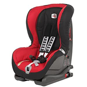 britax duo plus isofix forward facing car seat group 1 chili pepper baby. Black Bedroom Furniture Sets. Home Design Ideas