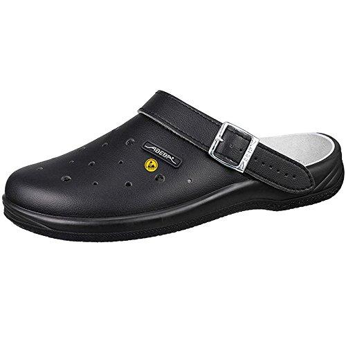 """Abeba 38332-51 tamaño 51 """"flecha"""" ESD-ocupacional-solución zapato - negro"""