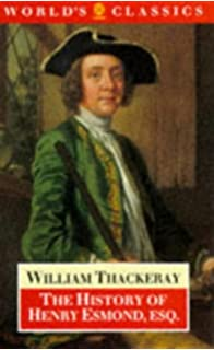 the history of henry esmond sutherl and john thackeray william