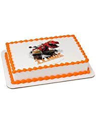 Dinotrux Outside The Toolbox Licensed Edible Cake Topper #40369
