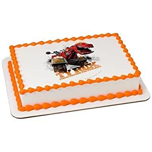 Amazon.com: Dinotrux Outside The Toolbox Licensed Edible ...