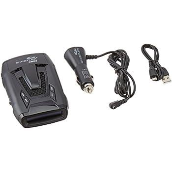Whistler CR93 Laser/Radar Detector