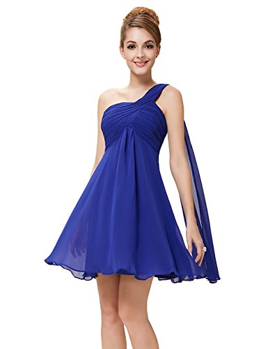 Pretty Shoulder Ruched Empire Bridesmaids product image