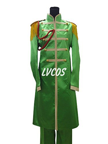 (LVCOS SGT. Pepper's Lonely Hearts Club Band George Harrison Costume)