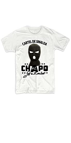 Amazon.com: Rancid Nation El Chapo T-Shirt Sinaloa Cartel ...