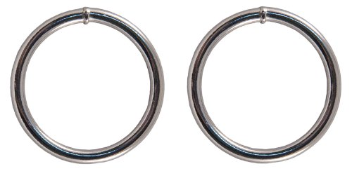 500 - Country Brook Design 1 1/2 Inch Welded Heavy O-Rings