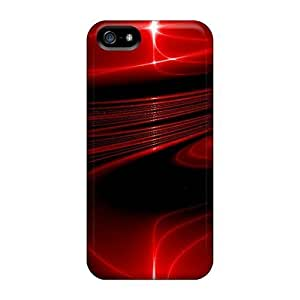 Ideal LastMemory Case Cover For Iphone 5/5s(red Sunrise Mt), Protective Stylish Case