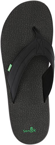 Men's Beer Sanuk 2 Black Cozy Big zOwaxg
