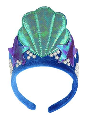 Little Mermaid Crown (elope Mermaid Shell Costume Dress Up)