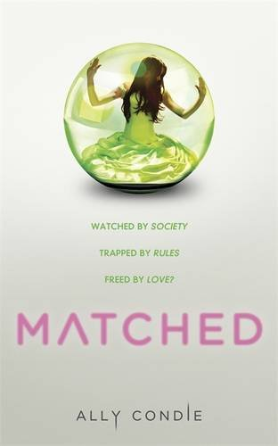 """""""Matched"""" av Ally Condie"""