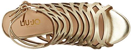 Liu Jo Shoes S17001 P0045 Sandalia Mujer Platino