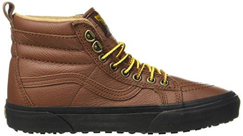 – Marrone Cappuccino Black Hi Sneaker Adulto Unisex Sk8 Mte Vans MTE qXawR0B