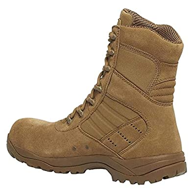 Tactical Research TR Men's TR536 CT Guardian Hot Weather Lightweight Composite Toe Boot, Coyote - 8.5R: Clothing
