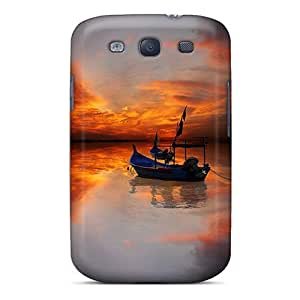Fashionable VNExBNB5281KHbTW Galaxy S3 Case Cover For Island Protective Case