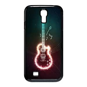 SamSung Galaxy S4 9500 phone cases Black Guitars fashion cell phone cases UTRE3320551