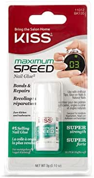 Nail Polish: Kiss Maximum Speed Nail Glue