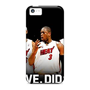 ErleneRobinson Iphone 5c Excellent Hard Phone Case Support Personal Customs High-definition Miami Heat Pictures [Eeq2620jSuJ]