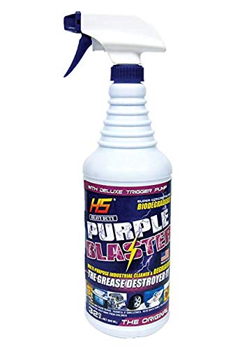 Purple Blaster degreaser (Pack of 6, 32 oz) by HS