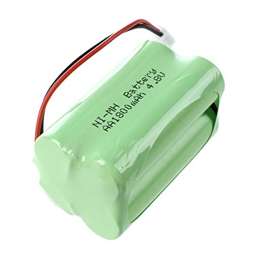 TOOGOO(R)1 x Ni-MH Battery for Summer Infant Vdeo Monitor 02090 0209A 0210A 02720, Fruit - 1 Metal X Nickel