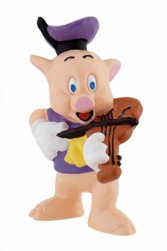 Three Little Pigs House (Bullyland Fiddler Action Figure)