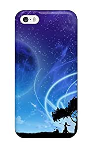 Awesome Design Nature Hard Case Cover For Iphone 5/5s