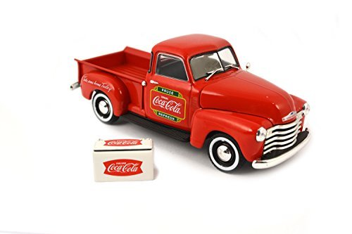 más orden Motor Motor Motor City Classics 1 43 1953 Chevy Pickup with Metal Cooler by Motor city classics  Web oficial