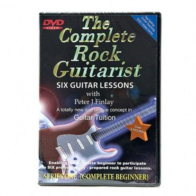 Fingerstyle Guitarist Dvd (The Complete Fingerstyle Guitarist [VHS])