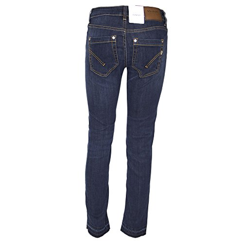 P692ds112dr01t800 Jeans Cotone Blu Donna Dondup EdpxS8qSgw