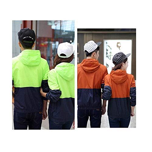 Pelle Casual Giovane Allentate Antivento Impermeabili Grey Maschile Esterna Abbigliamento Protezione Giacche Protettivo Lauriney Solare Moda q7zg4xZw
