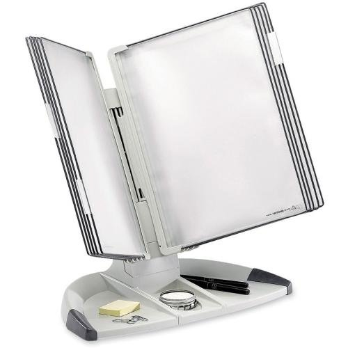 Tarifold t-office Desktop Organizer Starter Set with 10 Pockets (TD271)